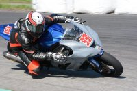 2015 RACE Regional Amateur Superbike opening race winner Derrick White helped produce a big bike sweep at Shannonville for the Kawasaki ZX-10R Ninja.[Photo: Colin Fraser]