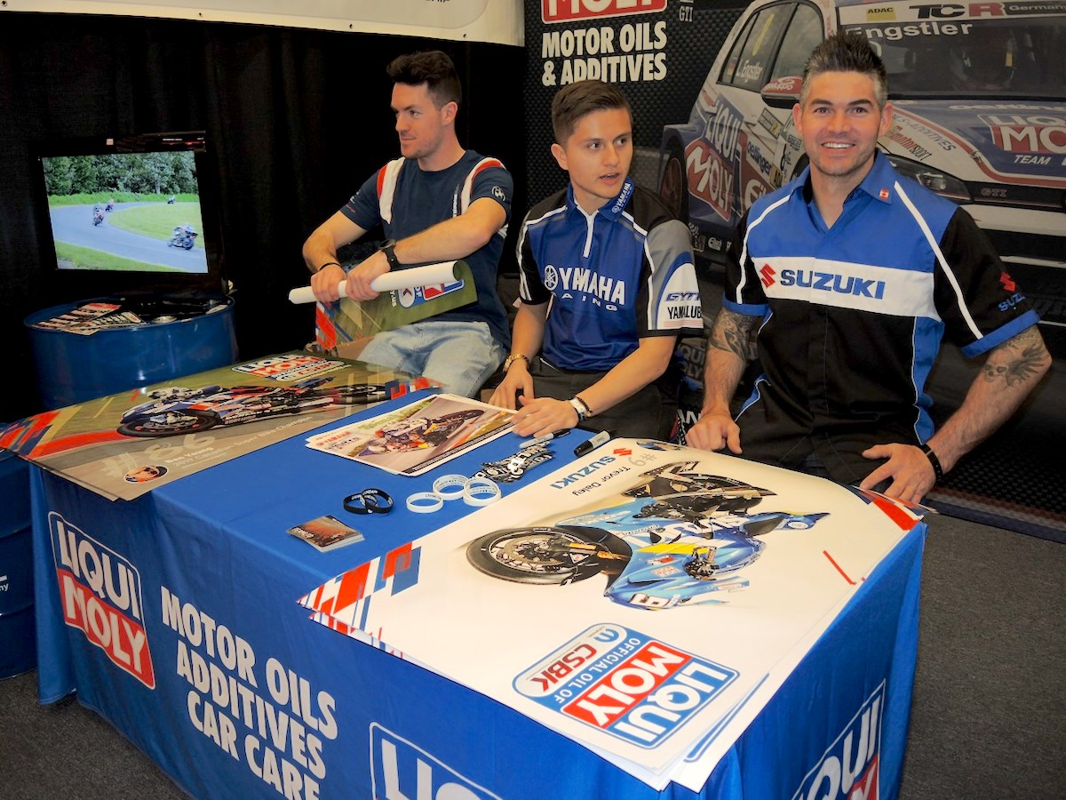 superbike-stars-meet-and-greet-for-liqui-moly-at-montreal-show