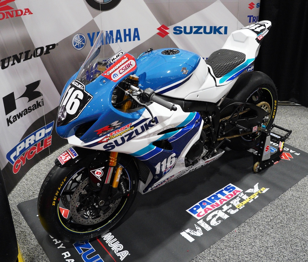 team-news-fast-company-suzuki-teams-with-parts-canada-for-2019